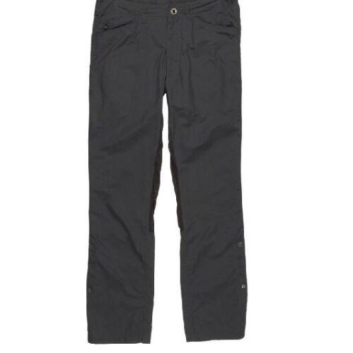 NWT Men's Exofficio BugsAway Sandfly Hiking Outdoors Pant Dark Pebble Size 34
