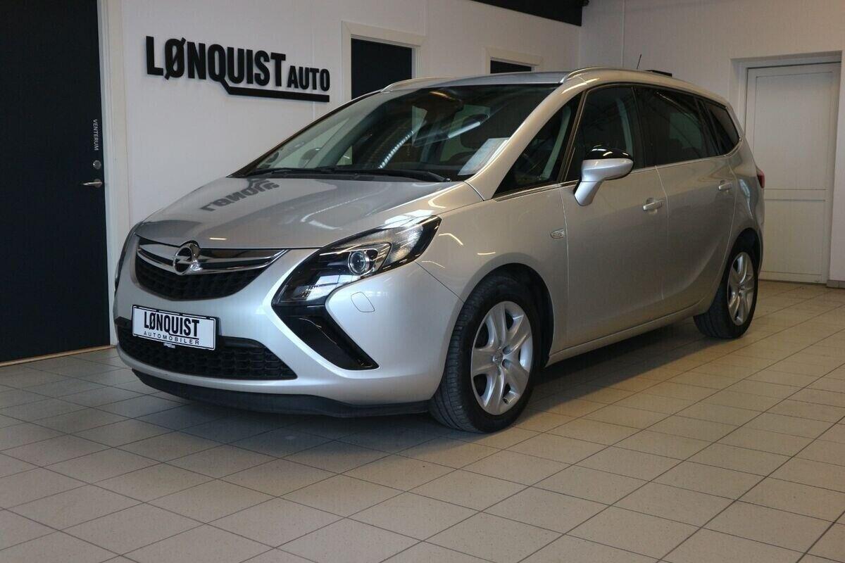 Opel Zafira Tourer 1,6 CDTi 136 Enjoy 5d