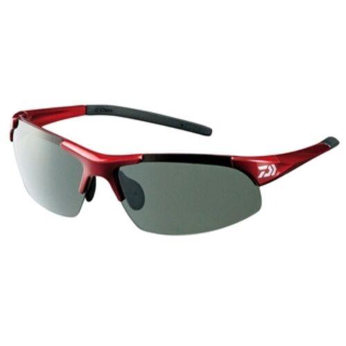 Angelsport Sonstige Neu Daiwa Polycarbonat Verfärbung Polarisation Brille Dn-4022h Grau/Rot