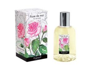 Rose Neuf Mai oz New De Toilette Sur 100ml Fragonard 3 Détails 3 Fl Eau Perfume Parfum 53jL4RA