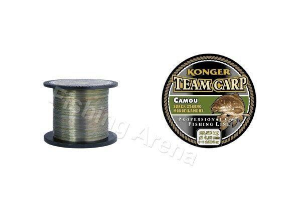 Mono Fishing Line Camo Light 600m Carp Big Game Pike Barbel Coarse Match Sea