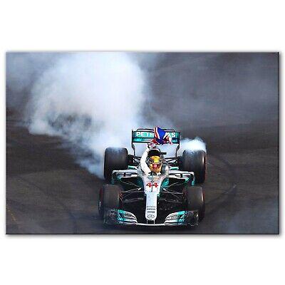 3 Formula 1 Racing Print Inspirational Artwork Motivation Quote Cars Poster