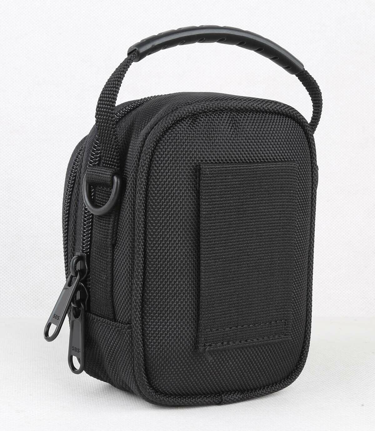 Shoulder Waist Camera Case Bag For SONY Cyber-Shot DSC RX100 VI, RX100 V/RX100M5