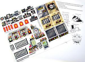CUSTOM DIE CUT STICKERS For VINTAGE STAR WARS REBEL - Star wars custom die cut stickers