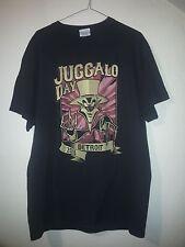 ICP Insane Clown Posse RINGMASTER Juggalo Day Detroit 2016 XL T Shirt