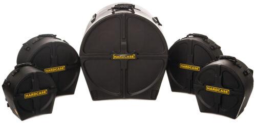 12T 14T 22B HROCKFUS 10T HardCase Heavy Duty Drum Cases Hn14S