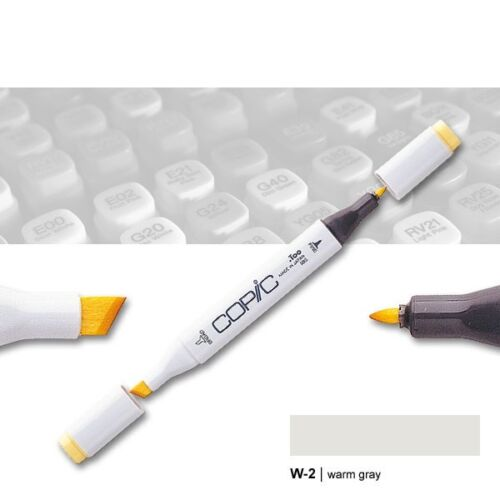 Copic Marker W2 warm gray Layoutmarker