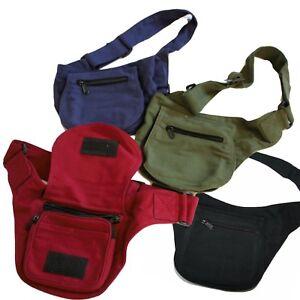 Guerteltasche-Huefttasche-Tasche-Psy-Sidebag-Goa-Hippie-Guertel-Hip-Bag-Baumwolle-e