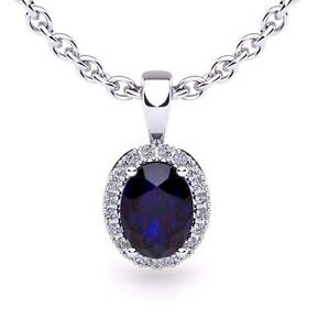 14K-WHITE-GOLD-1-3-4-CT-OVAL-SAPPHIRE-AND-HALO-DIAMOND-NECKLACE-WITH-18-034-CHAIN
