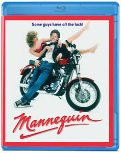 Mannequin-New-Blu-ray