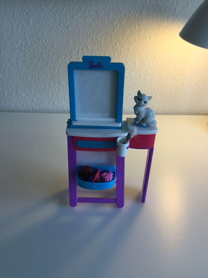 Barbie, kunstmaler