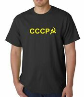 cccp hammer and sickle t shirt hoody various colours