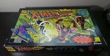 Pressman Marvel Comics Uncanny X-Men Alert Adventure Board Game NEVER USED NIB