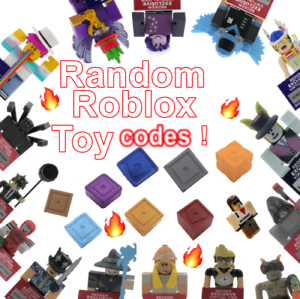 HOT NEW Celeb Series 1-3 RARE! 1 RANDOM Roblox Toy Code from Series 1-5 /&