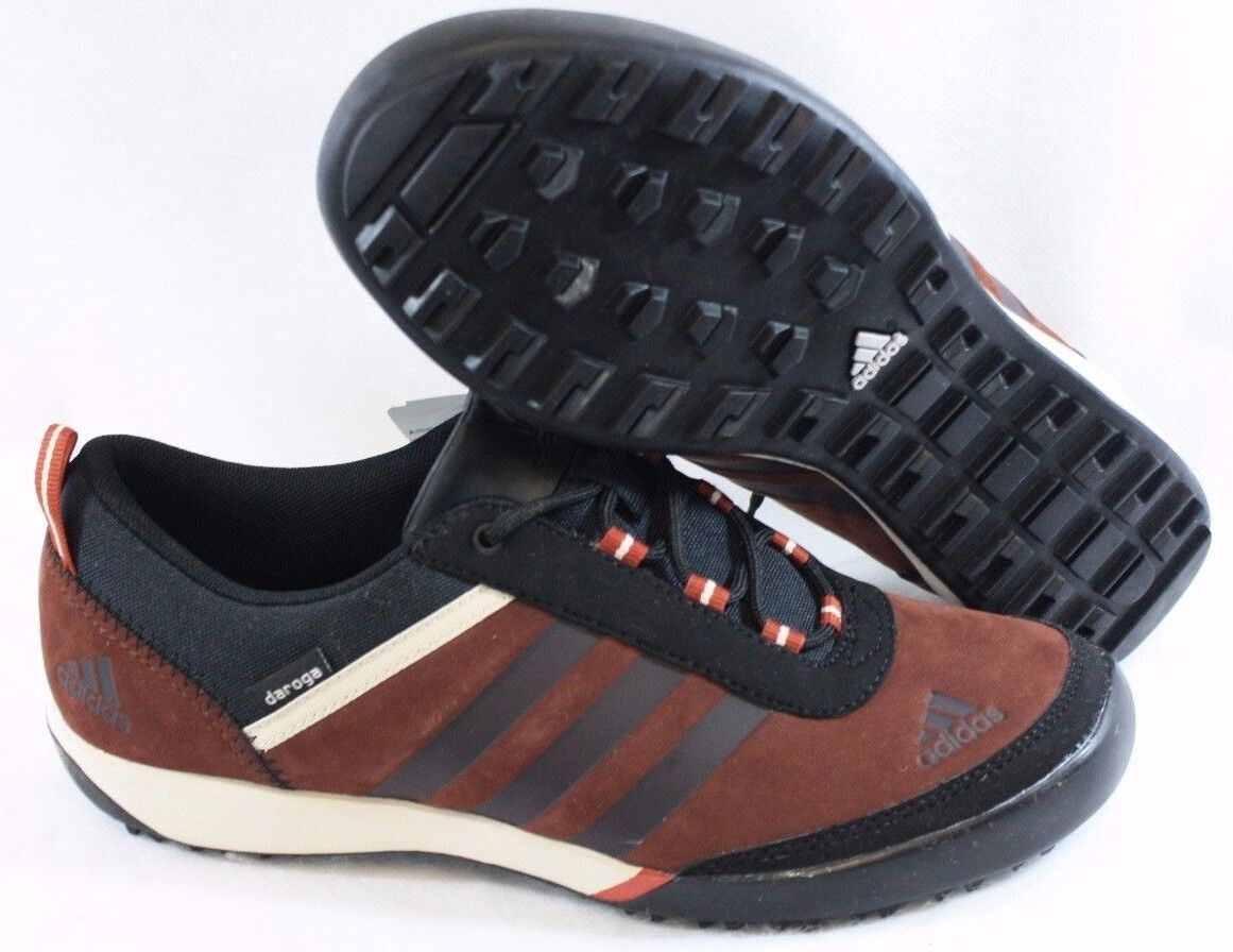 NEW Womens Sz 7 ADIDAS ADIDAS ADIDAS Daroga Sleek B33143 Brown Trail Running Sneakers shoes c2c058