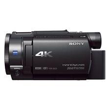 Sony FDR-AX33 4K Camcorder 10-fach opt. Zoom 3,0 Zoll Touch schwarz *NEU OVP*