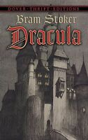 Dracula By Bram Stoker, (paperback), Dover Publications , New, Free Shipping
