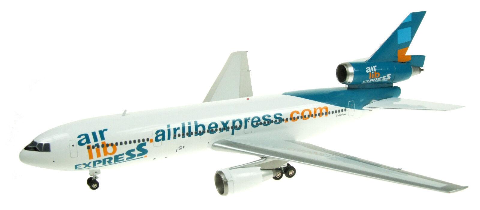 Inflight 200 Ifdc10666 1 200 Air Lib Express Dc-10-30 Dc-10-30 Dc-10-30 24de4a