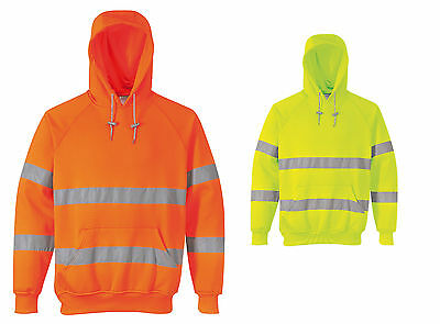 Protective Suits & Coveralls Adroit Warnschutz Kapuzen Sweat Shirt Pullover Gelb Bis 4xl Jagd Drückjagd Wald Forst Convenient To Cook Personal Protective Equipment (ppe)