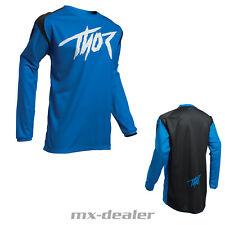 2020 Thor Sector Link Cross Jersey Jersey Orange Motocross Enduro MX BMX DH MTB
