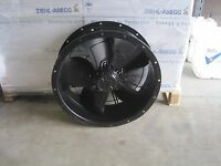 Large Industrial Extractor Fan 560mm dia 230v 8200m3/hr 900rpm short case axial