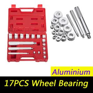 17Pcs-Aluminium-Wheel-Bearing-Race-Seal-Bush-Driver-Master-Car-Garage-Tool-Set