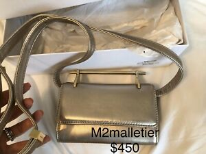 M2Malletier-Amor-fati-Gold-Rrp-950-Bag-Handbag-Clutch