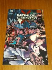 Infinite Crisis Fight for the Multiverse Volume 1 (Paperback)  9781401254797