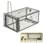 Sensetive Rodent Control Rat Cage Mouse Live Hunting Trap New Style