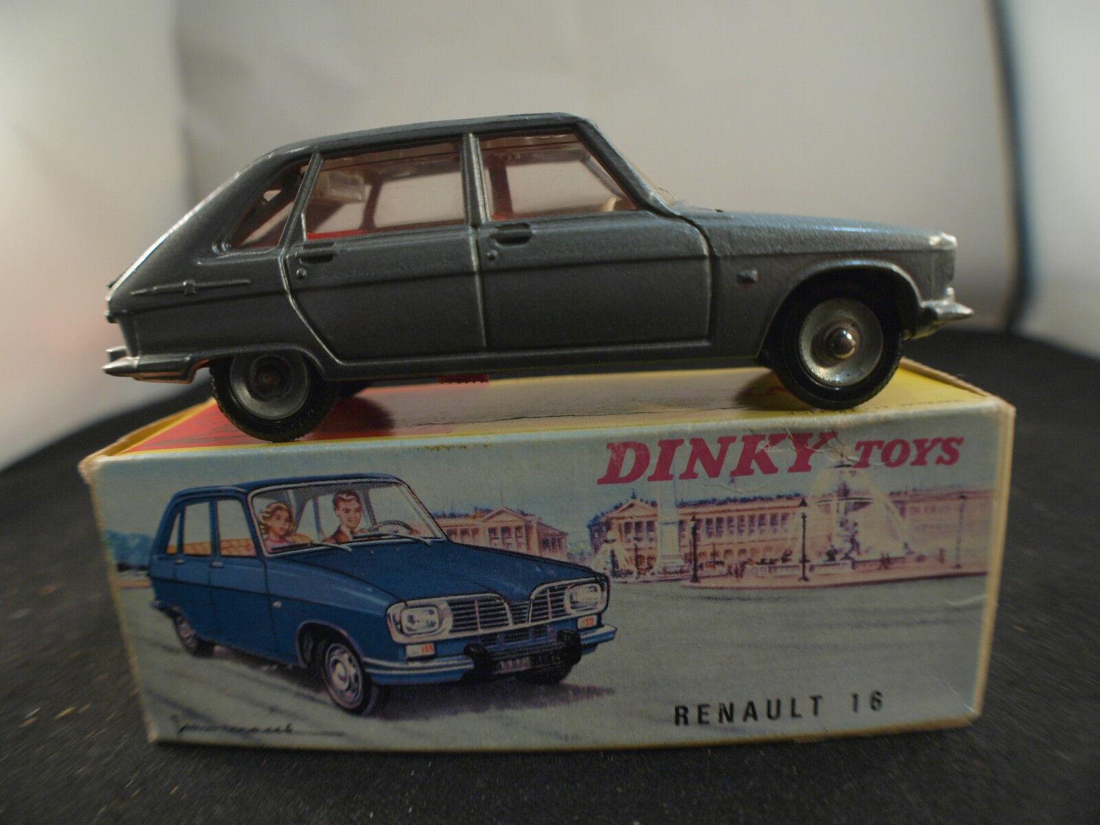 Dinky Toys F n° 537 Renault R16 en boite 1 43