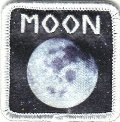 VENUS Iron On Printed Patch Planet Astronomy Earth Outer Space