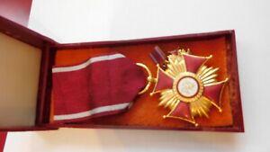 Polen Orden in originaler Schatulle nsw-leipzig