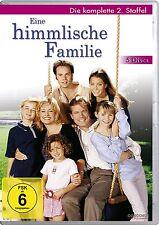 5 DVDs *  EINE HIMMLISCHE FAMILIE - DIE KOMPLETTE STAFFEL 2 # NEU OVP $