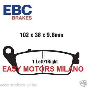 FA196-EBC-COPPIA-PASTIGLIE-FRENO-ANTERIORE-Honda-CBF-500-cc-2004