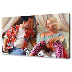 True Romance canvas print picture wall art modern home design free fast delivery