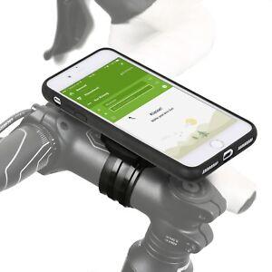 quickmount 3 0 case fahrrad halterung f r apple iphone 8. Black Bedroom Furniture Sets. Home Design Ideas
