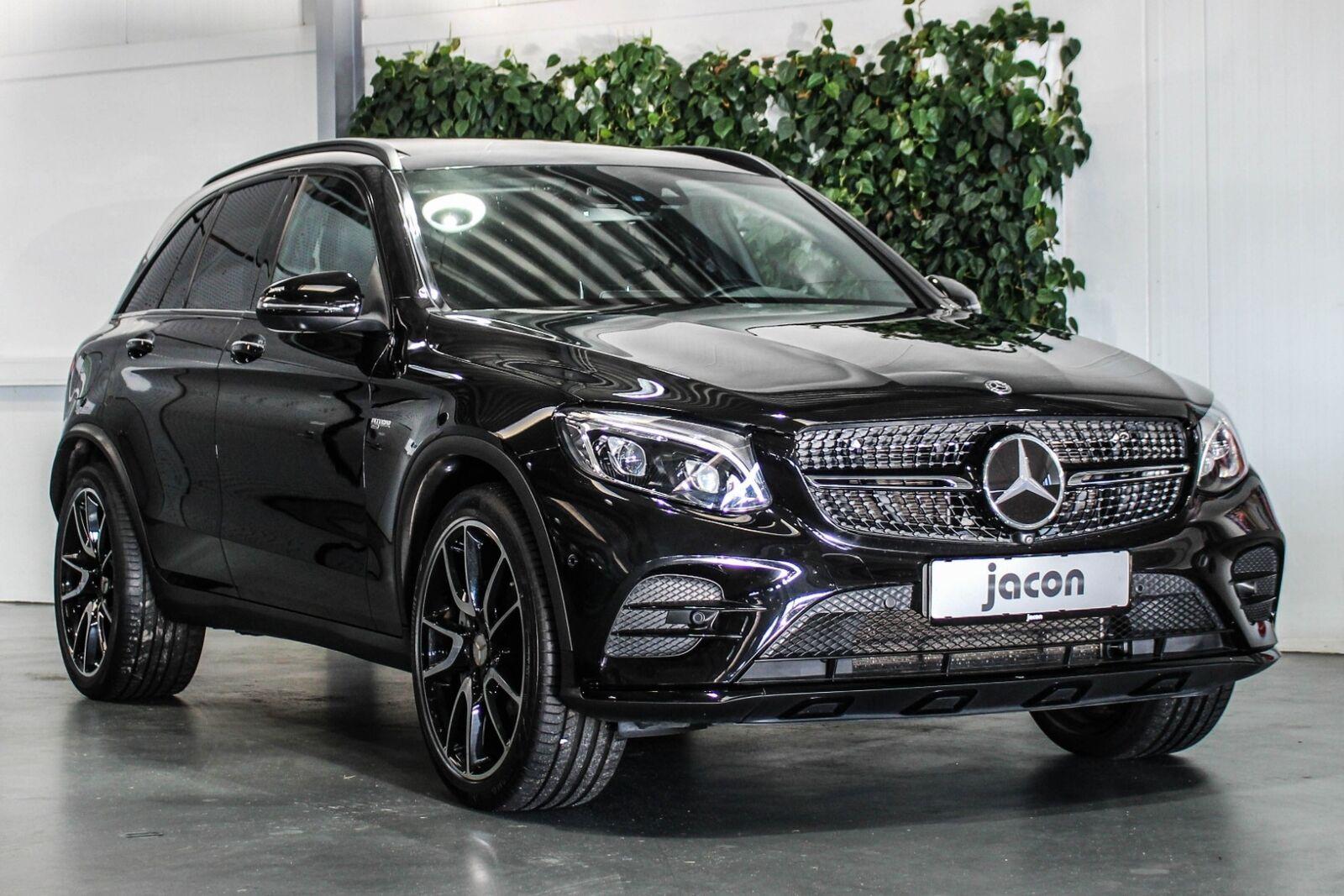 Mercedes GLC43 3,0 AMG aut. 4-M 5d - 5.399 kr.