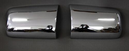 Miroir chapeaux de Mercedes w140 Chrome Métal qualité à 95