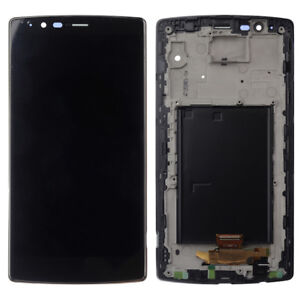 For-LG-G4-H815-LCD-Display-Touch-Screen-Digitizer-Assembly-Frame-Black-H810-H818