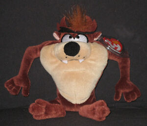 95f57562ec6 TY TAZ (LOONEY TUNES) BEANIE BABY - WALGREENS EXCLUSIVE - MINT with ...