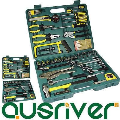 Brand New Professional 81PC Car/Auto Mechanic Repair Socket Hand Tool Kit Set