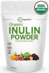 Premium-Organic-Inulin-FOS-Powder-1-Kg-Prebiotic-Intestinal-Support