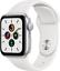 thumbnail 1 - Apple Watch SE GPS 40mm Aluminum MYDM2LL/A Silver White Band