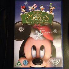 Mickey's Twice Upon A Christmas - DVD, Walt Disney, Animation, Family