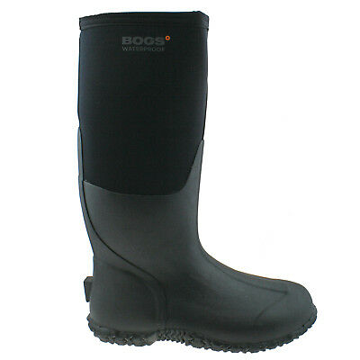 Ladies Bogs Carver Tall Black Insulated Warm Waterproof