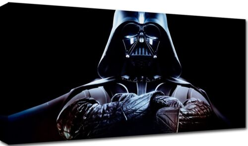 Quadro Moderno Cm 100x50 Stampa su Tela Arredamento Arte Arredo Casa Star Wars