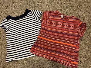 Gap And Zara Kids Shirts Girls 3T