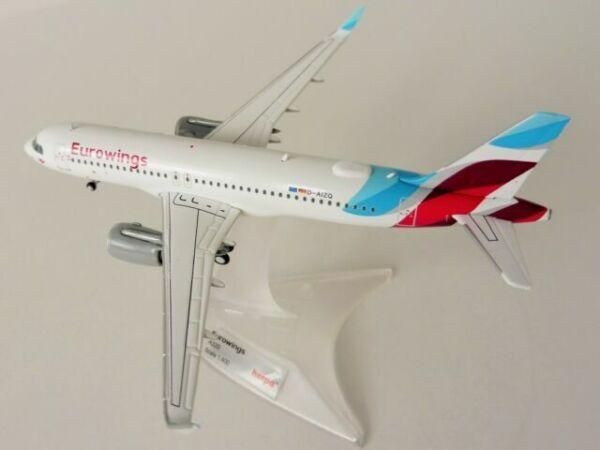 Herpa Wings 1:500   Airbus A320   Eurowings  D-ABDU  533560  Modellairport500