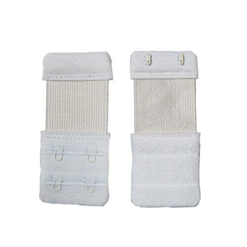 5PCS Bra Extender 2 Hooks Bra Extension Strap Underwear Strapless