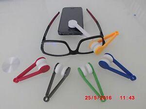 NEW-Lunettes-kit-de-Nettoyage-pince-Microfibre-Lunettes-ecrans